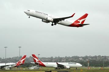 Australie Congés sans solde pour 2500employés de Qantas)