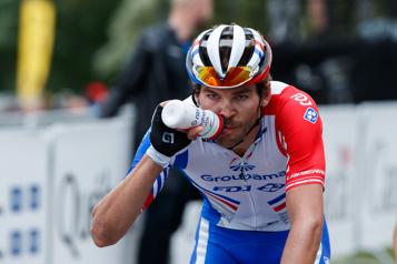 Cyclisme sur route Podiums au menu pour l'équipe d'Antoine Duchesne)