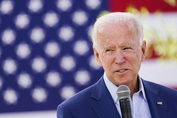 Des chefs et restaurateurs américains appellent à voter Biden)
