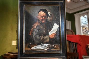 Découverte d'un tableau attribué à Jusepe de Ribera