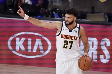 Nuggets Pour Jamal Murray, l'énergie défensive devient un moteur à l'attaque)
