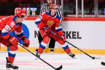 Alexander Romanov est «prêt pour la LNH», selon son agent