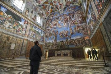 Les musées du Vatican rouvrent dans le calme)