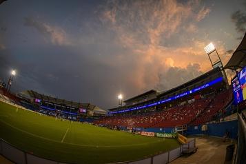 COVID-19 Nouveaux reports de matchs dans la MLS )