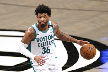 Celtics de Boston Marcus Smart suspendu un match pour « langage menaçant »)