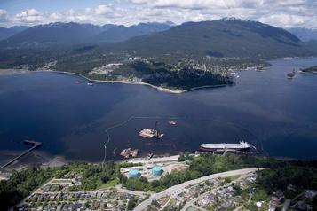 Trans Mountain : l'oléoduc au coeur d'une lutte serrée