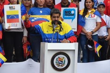 Confusion autour de «contacts» entre Washington et le camp Maduro