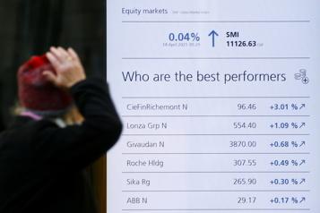Les résultats d'entreprises entraînent les marchés européens)