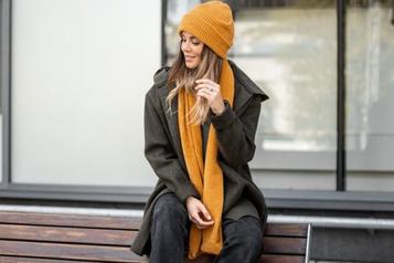 Accessoires d'hiver: au chaud avec Gibou