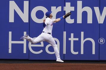 Nido explose dans un gain de 8-2 des Mets)