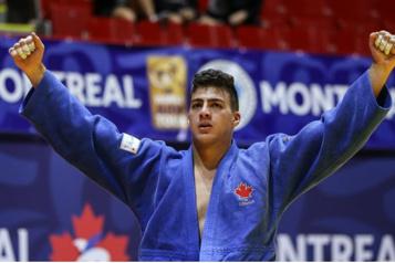 Judo Shady El Nahas atteint les quarts de finale)
