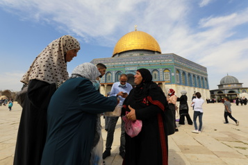 Israël entrave des travaux sur l'esplanade des Mosquées, dit la Jordanie)
