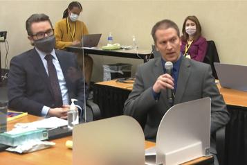 Mort de George Floyd Le jury prêt à rendre son verdict au procès de Derek Chauvin)