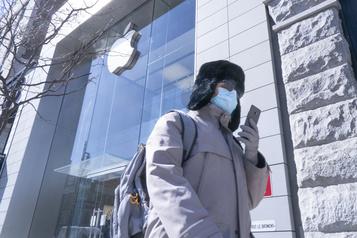 Apple produira 1million de masques par semaine pour les soignants