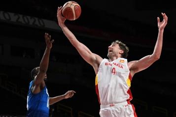 Basketball «Merci à tous du fond du cœur d'avoir toujours été là», s'émeut Pau Gasol)