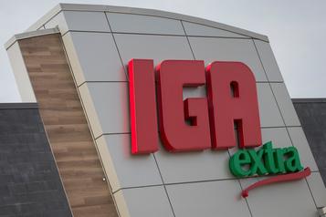 «Léger ralentissement» des ventes du propriétaire d'IGA et Sobeys