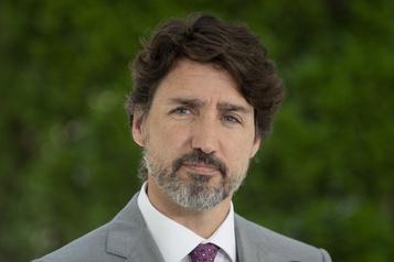 Vols régionaux: Trudeau déçu de la décision d'Air Canada)