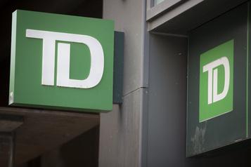 La Banque TD légèrement sous les attentes