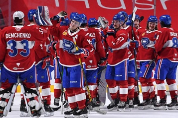 Rocket de Laval Un titre de division comme consolation)