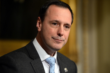 Remboursement de dépenses: blâmé, le ministre Roberge s'excuse