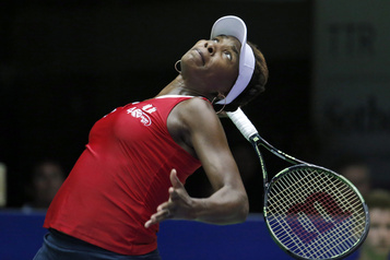 World TeamTennis : Venus Williams inscrite)