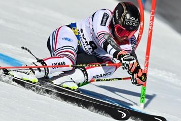Mondiaux de ski alpin Mathieu Faivre remporte le slalom géant)