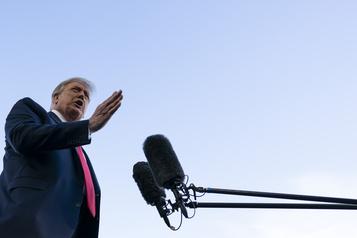 Cour suprême : Trump promet un nom « la semaine prochaine »)