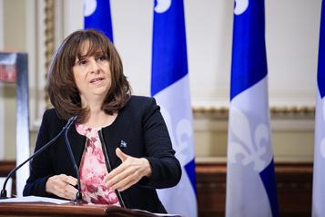Protection du patrimoine  Nathalie Roy promet la fin des «démolitionssauvages» )