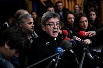 Trois mois de prison pour Jean-Luc Mélenchon