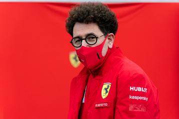 F1: Ferrari voit 36chandelles pour son 1000eGrand Prix)