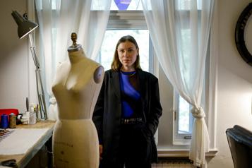 Semaine de la mode de Paris Marie-Ève Lecavalier prête à causer lasurprise