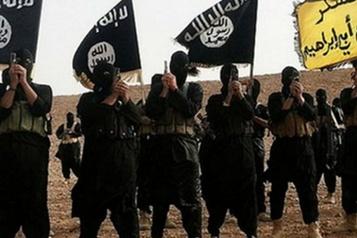 Frappe meurtrière de l'État islamique en Syrie)