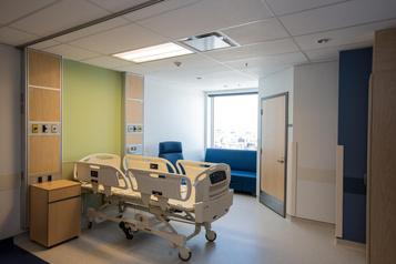 CUSM: des chambres individuelles contre les infections