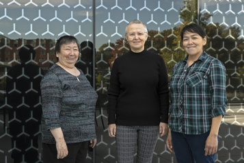 Musée d'art de Joliette La gravure renaît au Nunavik