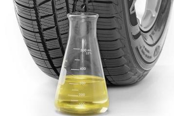Un peu d'huile végétale dans vos pneus d'hiver?