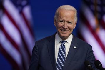 Pour contourner le procès Trump, Joe Biden va démarrer ses réformes par décrets)