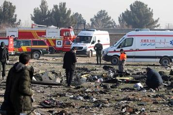 Boeing abattu: Kiev conteste la thèse iranienne d'«erreur humaine»)