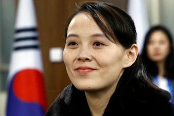 Selon la sœur de Kim Jong-un Washington fait «une mauvaise interprétation» du dialogue)