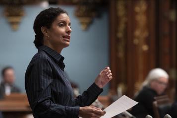 Dominique Anglade réclame un plan de 1milliard pour les PME)