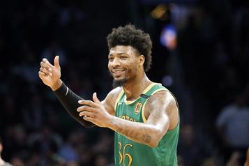 NBA: l'arrière des Celtics Marcus Smart guéri du coronavirus