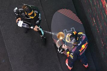 GP de Monaco La rivalité Hamilton-Verstappen continuera de plus belle ce week-end)