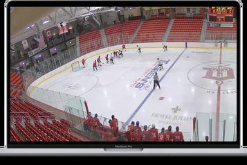 PME innovation LiveBarn: la Soirée du hockey amateur )