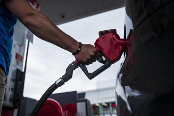 Réduction des gaz à effet de serre Moins de carbone à la pompe dès2023)