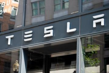 Tesla accuse un ex-salarié du vol de 26000fichiers confidentiels)