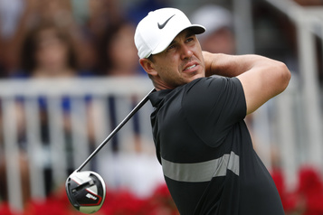 Brooks Koepka se retire de la Coupe des Présidents