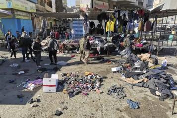Double attentat à Bagdad Les problèmes au sein des forces de sécurité mises en lumière)