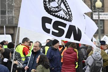 Secteur public Les syndicats de la CSN vont chercher des mandats de grève )