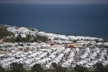 Grèce Un second réfugié retrouvé mort au camp de Chios)