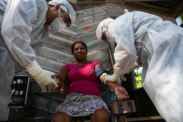 Coronavirus: plus de 40000morts en Amérique latine et aux Caraïbes)