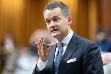 Le ministre des Ressources naturelles défend Trans Mountain